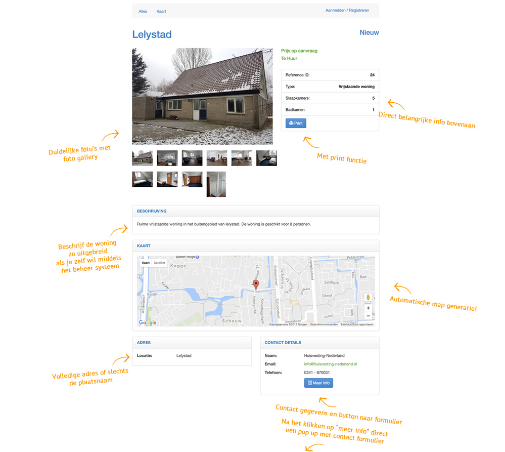 Makelaar website laten maken