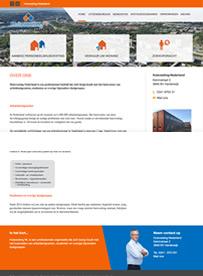 Website Huisvesting Nederland