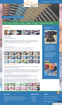 Website Suntowels