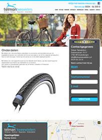 Website Telman Tweewielers